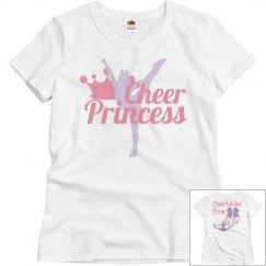 Cheer Princess
