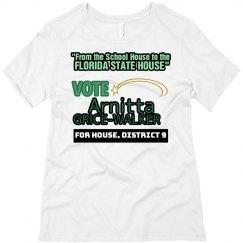 Vote Arnitta Grice-Walker 2