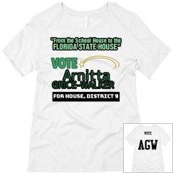 Vote Arnitta Grice-Walker 3