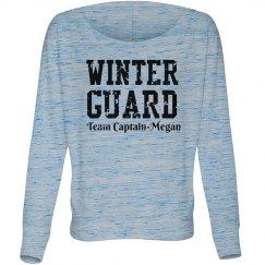 Winter Guard Distressed