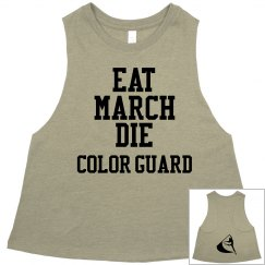 Eat March Die
