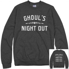Add Friend's Names Ghoul's Night