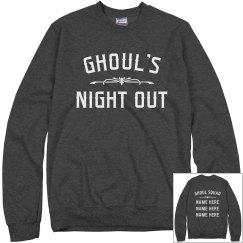 Add Friend's Names Ghoul's Night
