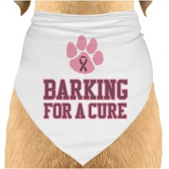 Barking For A Cure