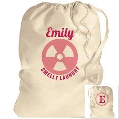 EMILY. Laundry bag