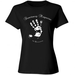 Sanctuary Magazine Anniversary T Shirt