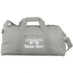 Dance Bag With Name