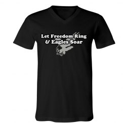 Freedom Ring Eagles Soar