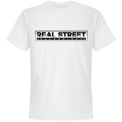 Real Street Records Tee