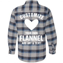 Personalized Flannel Shirt Gift