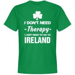 I need to go to Ireland