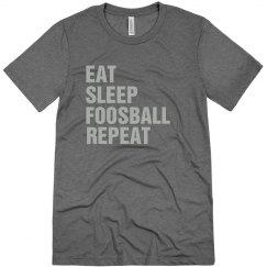 Foosball repeat