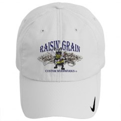 Raisin' Grain Nike Ball Cap - Navy