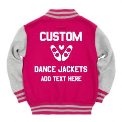 Custom Kids Dance Jacket