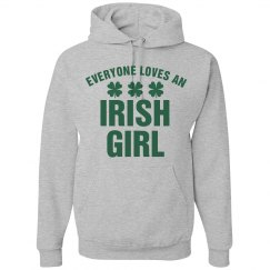 Irish Girl Pride St Patricks Day