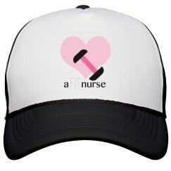 Fitnurse baseball hat