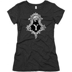 Goth Initial Y