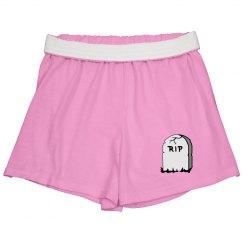 RIP lounge shorts