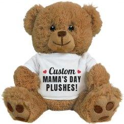 Custom Mothers Day Gift Bears