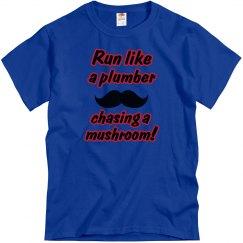 Run like a plumber-Men's