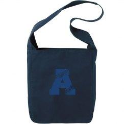Baseball Sling Cavas Bag