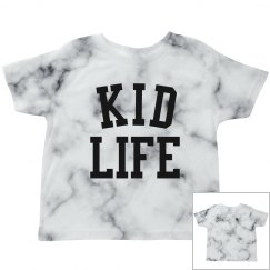 Kid Life Toddler Print