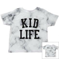 Kid Life Toddler Print