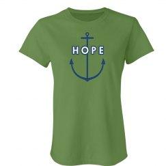 Hope Anchor Tee