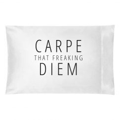 Carpe Diem Motivational Decor