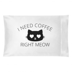 Cat & Coffee Home Decor