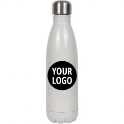 Custom Logo Water Bottle