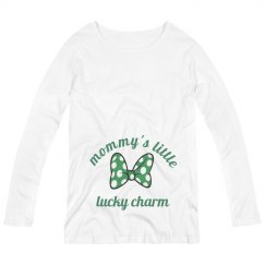 Mommy's Little Lucky Charm