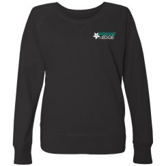 Ladies Plus-Size Terry Pullover with Cruise Logo