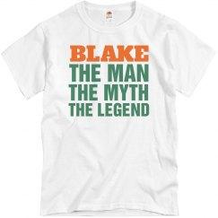 Blake the Man