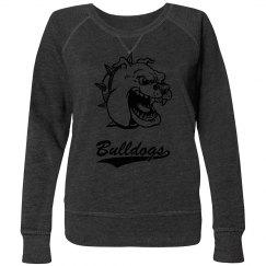 Bulldogs Sweatshirt Black