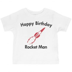 Happy birthday rocket man