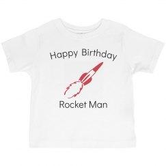 Happy birthday rocket man