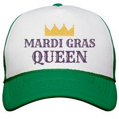 Mardi Gras Queen Hat