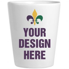 Custom Mardi Gras Party Favor