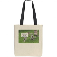 Silly Lemur's Promo - Tote Bag.