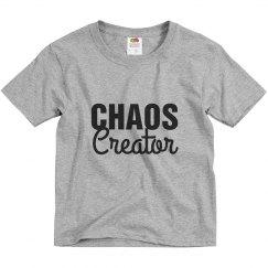 I'm A Chaos Creator