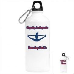 Royalty Earthquake water bottles
