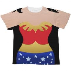 Wonder Woman Youth Costume