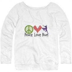 Peace love run