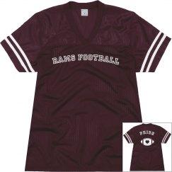 Rams pride tee