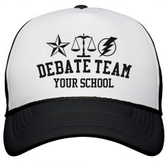 Debate Team Hat