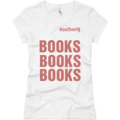 Book Joy! (H.J)