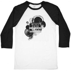 2020 Virtual Mid-Year Unisex 3/4 Sleeve Shirt