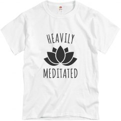 Men's Heavily Meditated