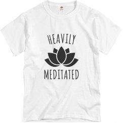 Men's Heavily Meditated